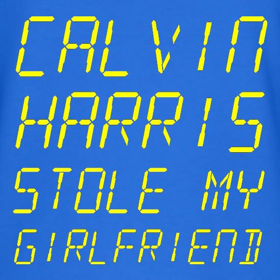 Calvin Harris Stole My Girlfriend T-Shirts for Kids