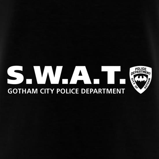 Gotham City Police Department - SWAT T-Shirts for Kids