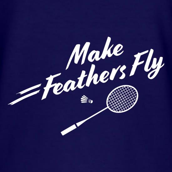 Make Feathers Fly T-Shirts for Kids
