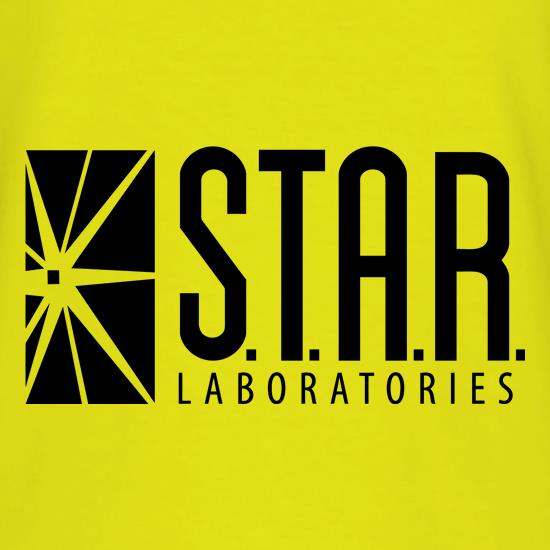 STAR Labs T-Shirts for Kids
