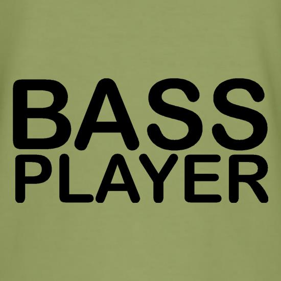Bass player t-shirts