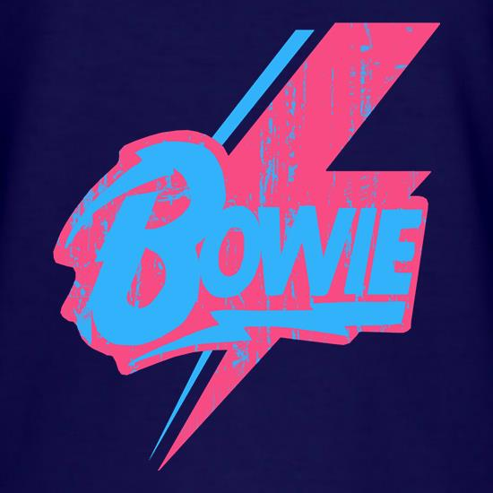 Bowie t-shirts