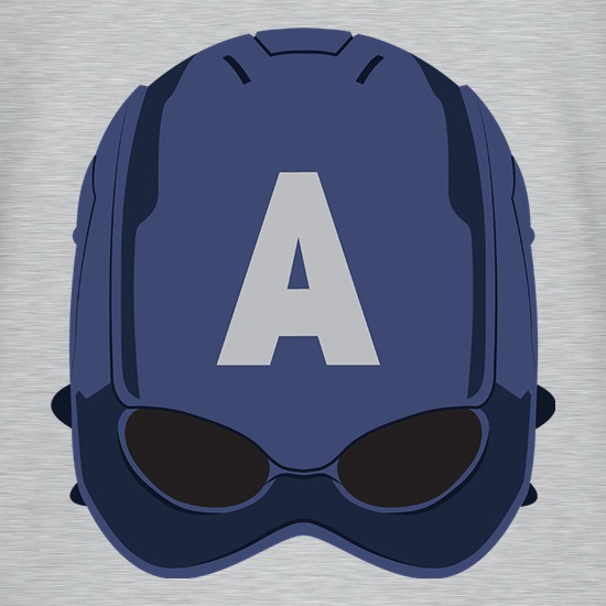 Captain America t-shirts