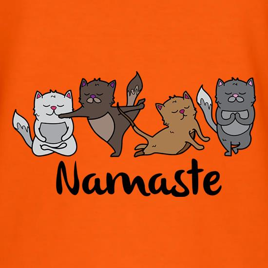 Cat Yoga t-shirts