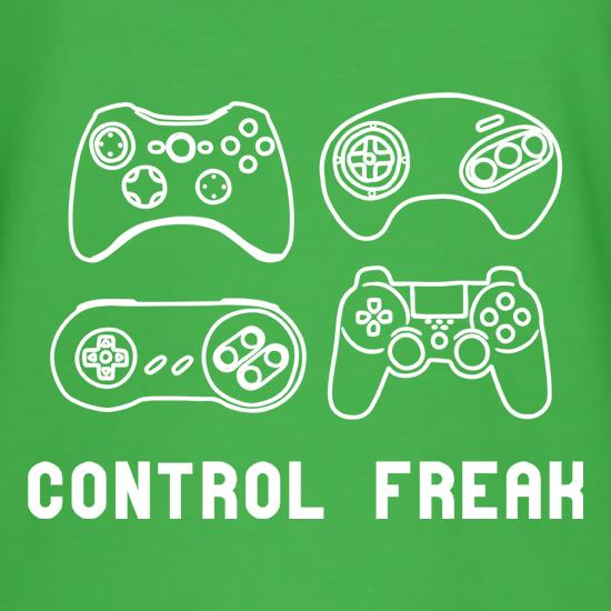 Control Freak t-shirts