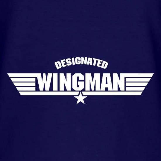 Designated Wingman t-shirts