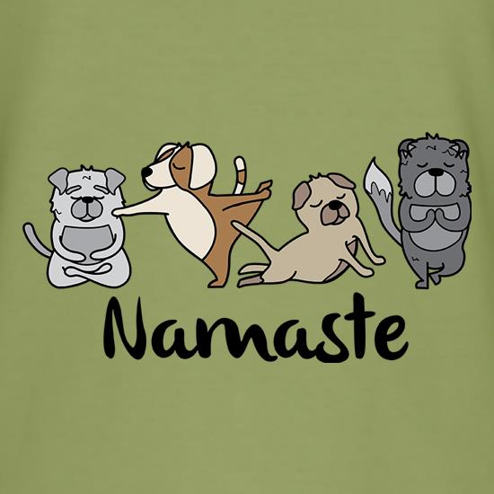 Dog Yoga t-shirts