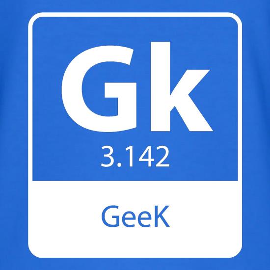 Geek Element t-shirts