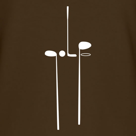Golf In Clubs t-shirts