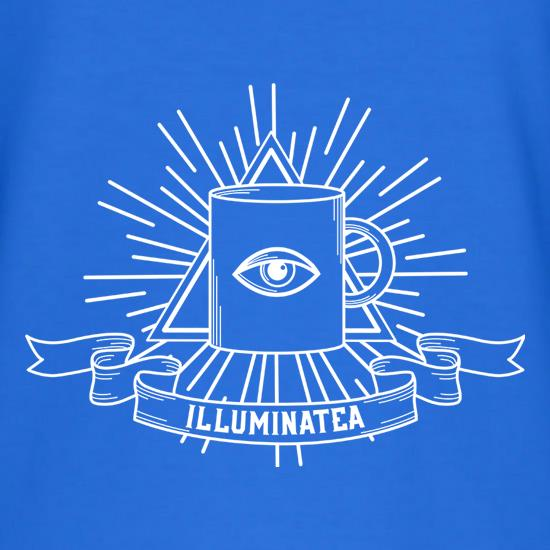 Illuminatea t-shirts