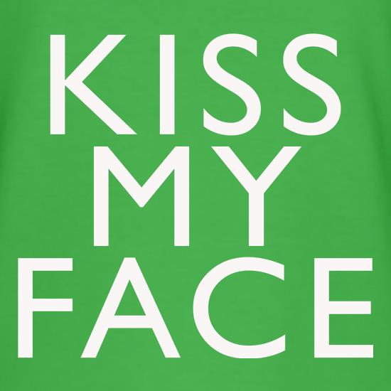 Kiss My Face - Partridge t-shirts