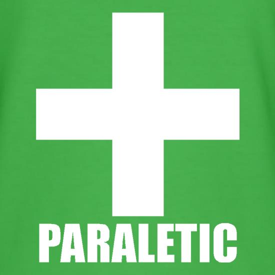 Paraletic t-shirts