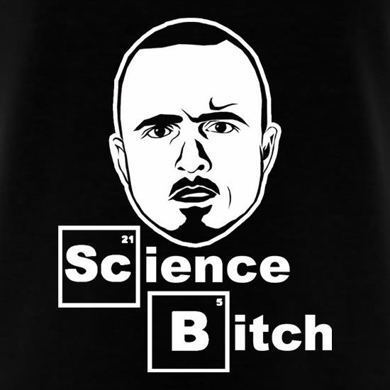 Science Bitch t-shirts
