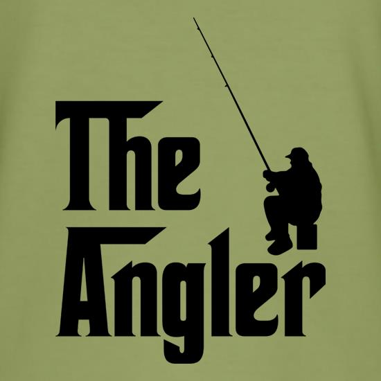 The Angler t-shirts