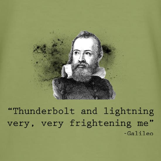 Thunderbolt & Lightening t-shirts