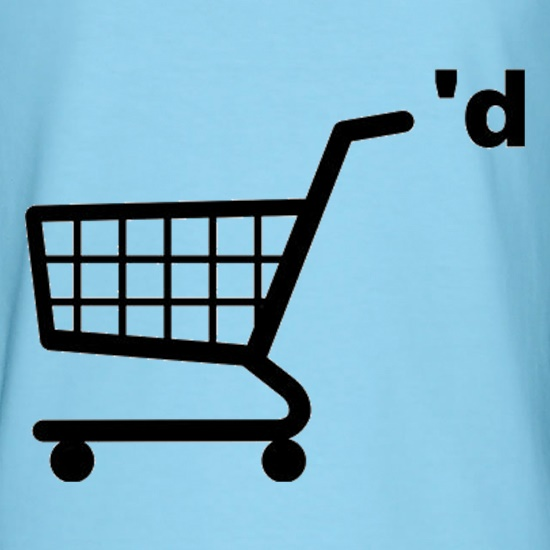 Trolley'd t-shirts