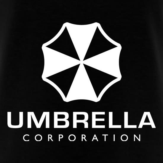 Umbrella Corporation t-shirts