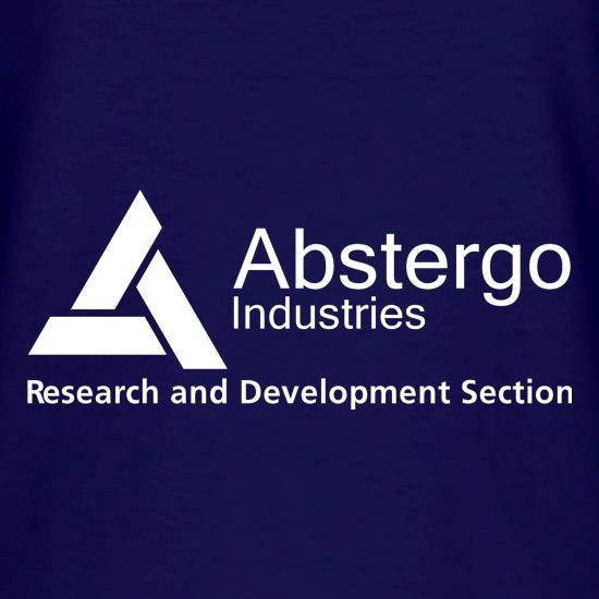 Abstergo Industries V-Neck T-Shirts