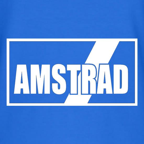 Amstrad V-Neck T-Shirts