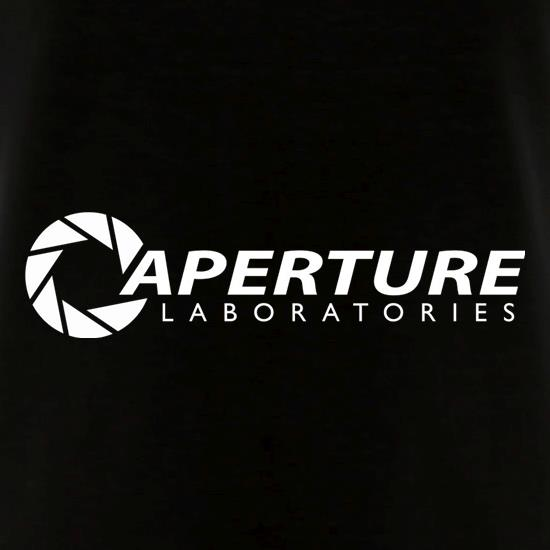 Aperture Laboratories V-Neck T-Shirts
