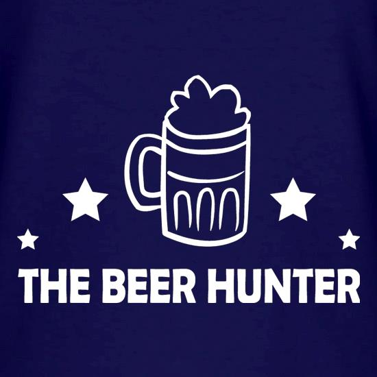 The Beer Hunter V-Neck T-Shirts