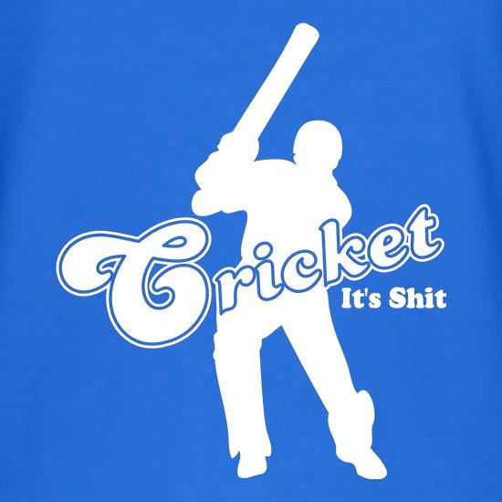 Cricket It's Shit V-Neck T-Shirts