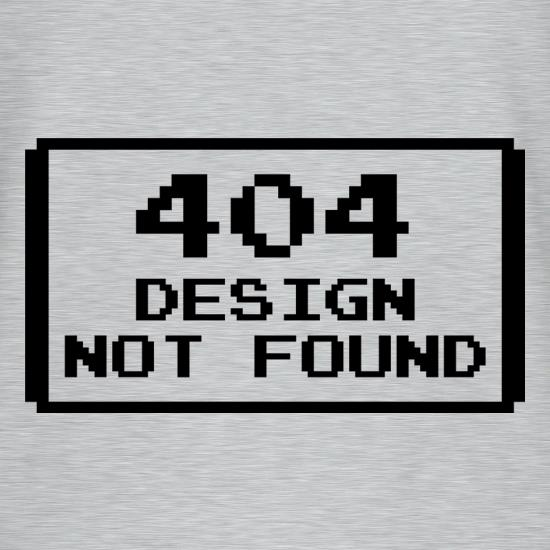 Design Not Found V-Neck T-Shirts