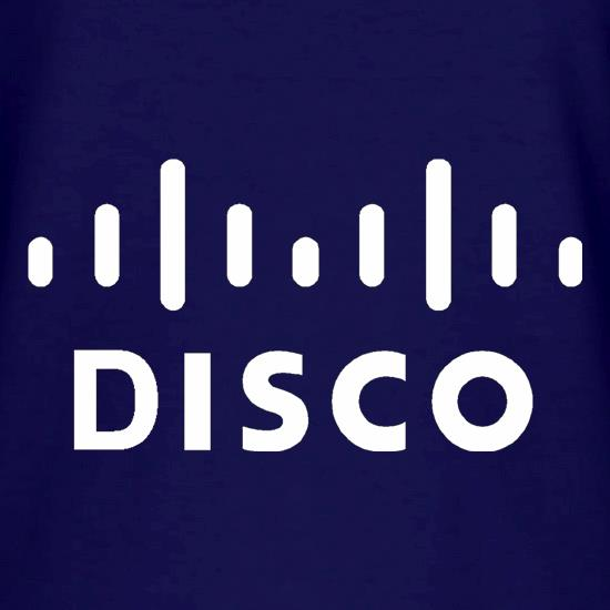 Disco V-Neck T-Shirts