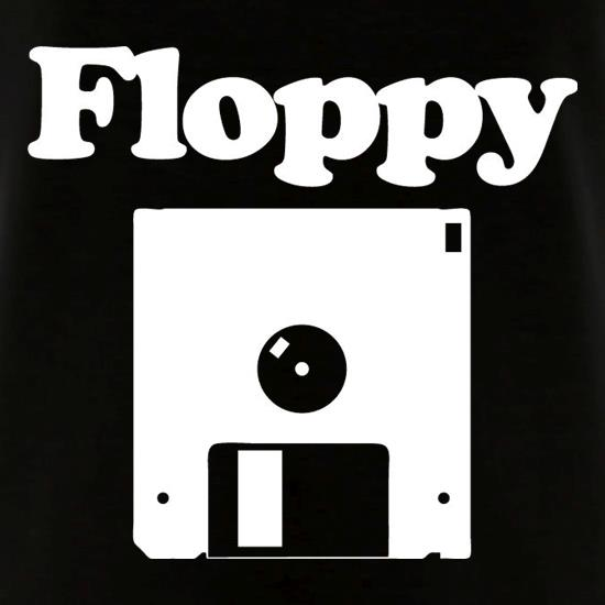 Floppy V-Neck T-Shirts