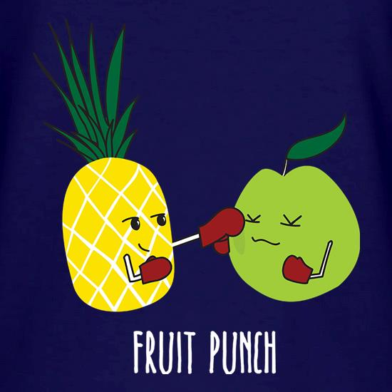 Fruit Punch V-Neck T-Shirts