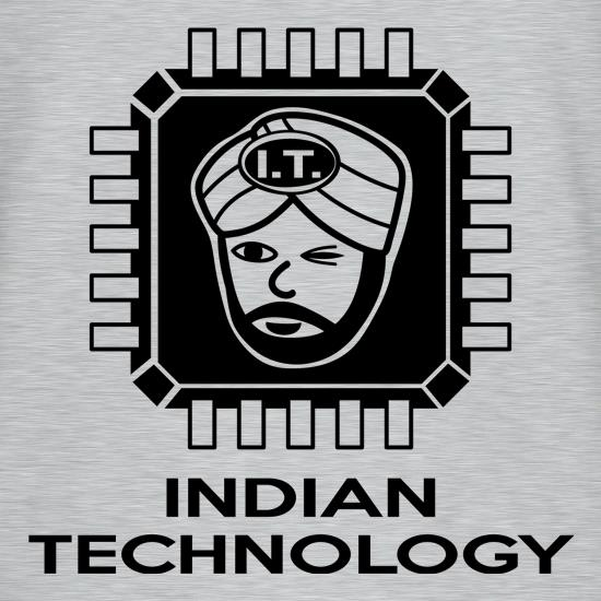 Indian Technology V-Neck T-Shirts
