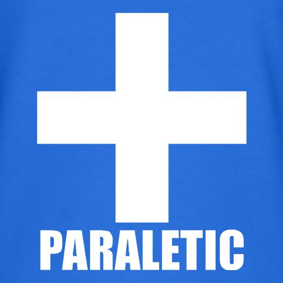 Paraletic V-Neck T-Shirts