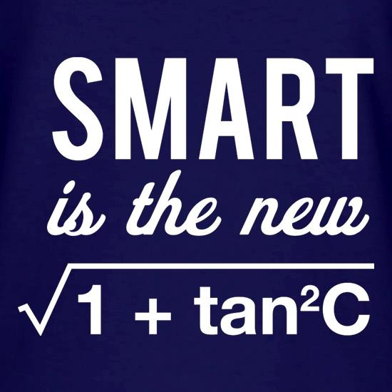 Smart Is The New Sexy V-Neck T-Shirts
