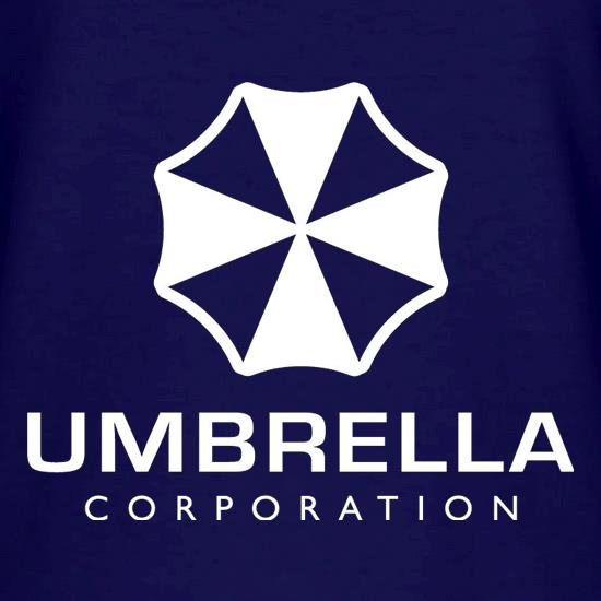 Umbrella Corporation V-Neck T-Shirts