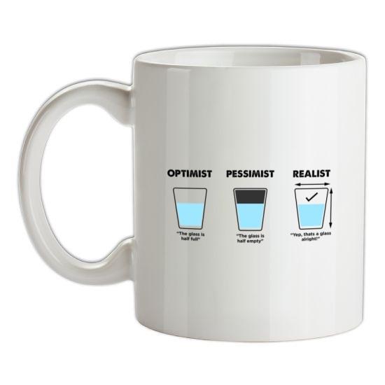 Pessimist realist physicist optimist Optimist, Pessimist