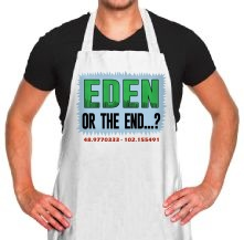 Eden or The End? t shirt