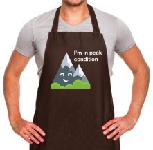 I'm In Peak Condition t shirt