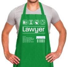 Lawyer Ingredients t shirt