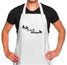 The Chick Whisperer Apron By Chargrilled