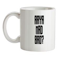 Arya Mad Bro t shirt
