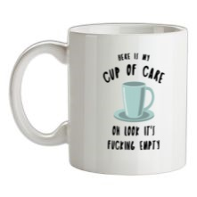 Here Is My Cup Of Care t shirt