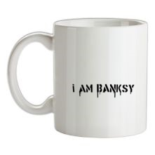 I Am Banksy t shirt