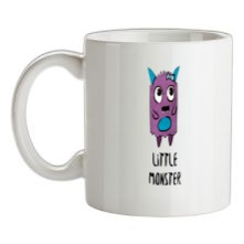 Little Girl Monster t shirt