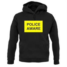 Police aware t shirt