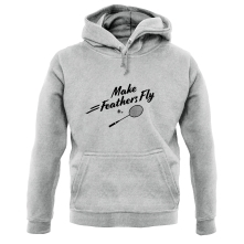 Make Feathers Fly t shirt
