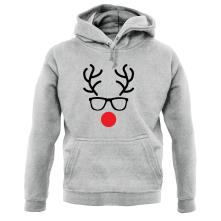 Reindeer Glasses t shirt