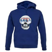 Skull With Ski Mask t shirt