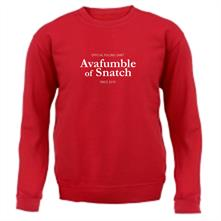 Avafumble of snatch t shirt