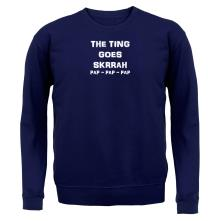 Big Shaq - The Ting Goes t shirt