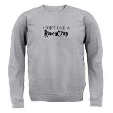 I Don't Give A RavenCrap t shirt